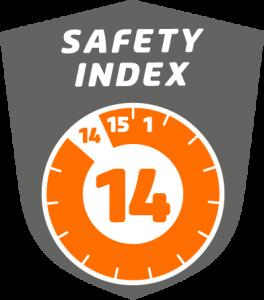 Axa Cherto - sterke sloten safety index 14