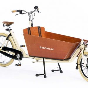 Bakfiets.nl CargoBike Cruiser Long - stoere bakfiets