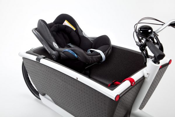 Maxi-Cosi adapter voor Urban Arrow Family bakfiets