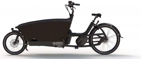 Urban Arrow Family e-bike 2017 - bakfiets
