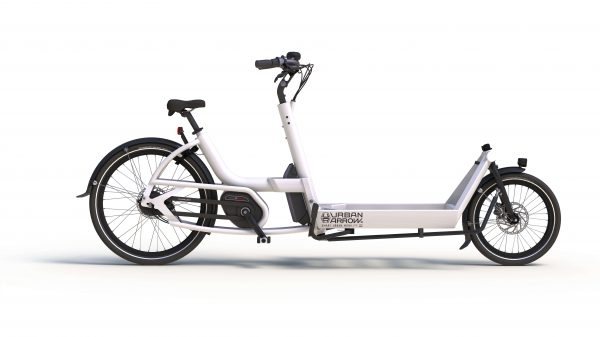 Urban Arrow Flatbed - zakelijk elektrische bakfiets