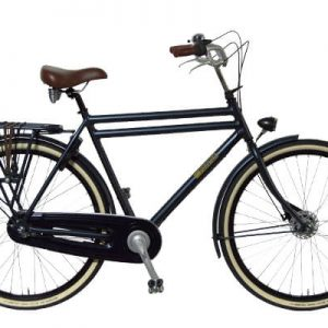 Grande van Pointer Ctyline - zwarte herenfiets