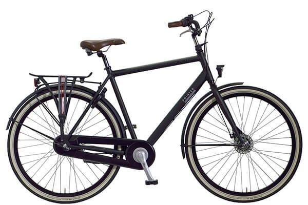 Pointerrijwielen Cityline Solara - heren fiets