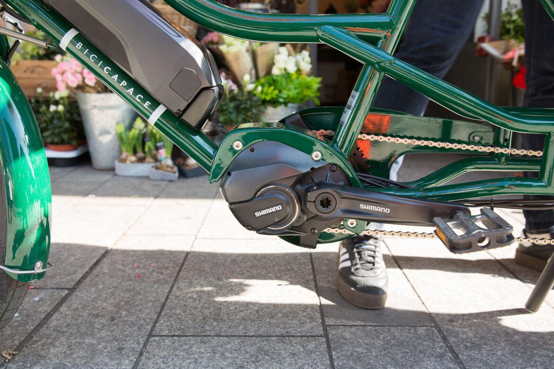 BiciCapace elektrisch