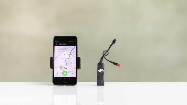 GPS tracker bosch e-bike